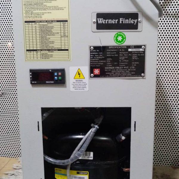 تعمیر خنک کن دستگاه CNC و صنعتی